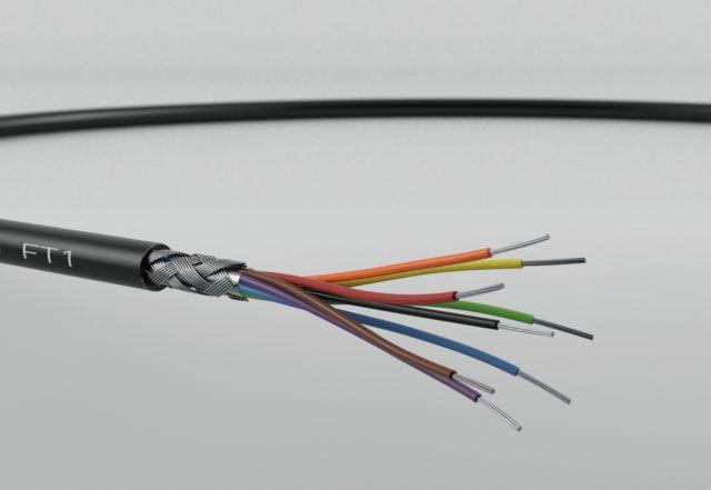 Klasing Kabel GmbH - CY - UL2464 AWG 20 und AWG 18 (80°C 300V)